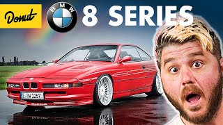 BMW 8 SERIES - Everything You Need to Know | Up to Speed