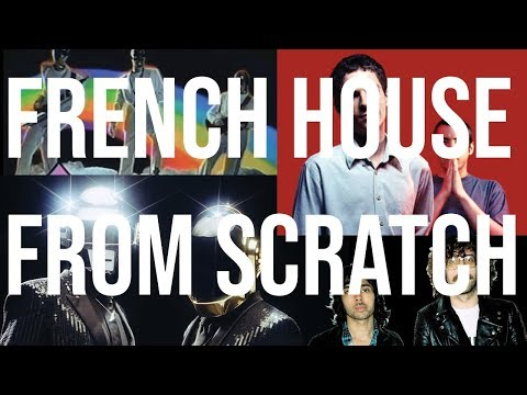 Making A French Disco House Track Like Stardust & Modjo From Scratch [Free Project/Samples]