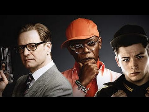 The International Super Spy -  Colin Firth, Taron Egerton, Samuel L. Jackson  .