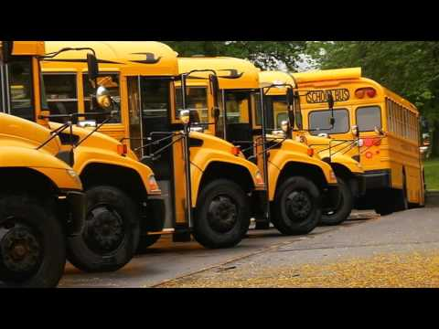 Driver caught on camera illegally passing stopped school bus