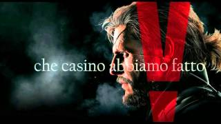 Mike Oldfield - Nuclear [Metal Gear Solid V: The Phantom Pain, traduzione]