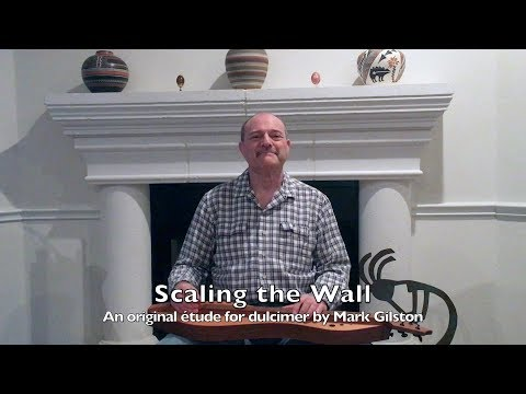Scaling the Wall - an original étude