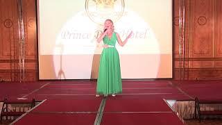 """Алена    Моругина -   солистка группы  """"Балаган Лимитед""""  -""""TV SHANS"""""""