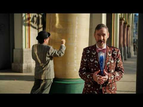 Auf den Spuren von Jacques Offenbach in Köln: Glockengasse