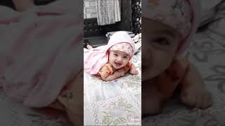 Cute baby smile 😘🌹