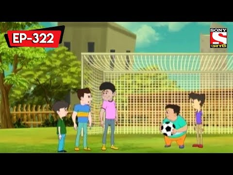 Tit For Tat   Nut Boltu   Bangla Cartoon   Episode - 322