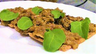 Икра грибная./ Как приготовить вкусную грибную икру.Рецепт грибной икры.