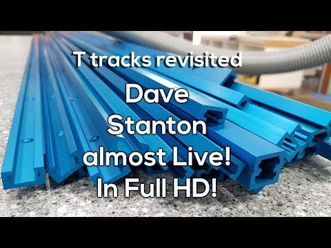 BEST WAY TO SECURE T TRACKS  FULL HD Dave Stanton Almost Live! Bushfire