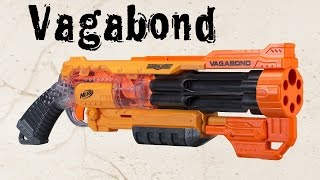 Nerf Doomlands Vagabond [deutsch/german]