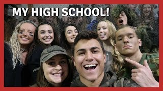 WELCOME TO HIGH SCHOOL VLOG!