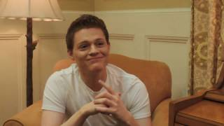 Exclusive: Sean Berdy Talks Switched at Birth