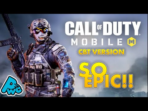 AKHIRNYA!! CALL OF DUTY MOBILE IS HERE!! - 동영상