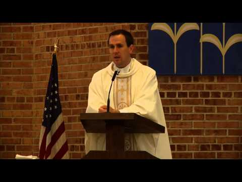 """The Feast of The Assumption of The Blessed Virgin Mary- Mass"" Celebrant- Father Sean Davidson"