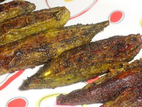 Stuffed Karela Recipe In Hindi By Kanchan Arora- भरवां करेला रेसिपी
