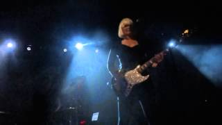 The Raveonettes - Attack Of The Ghost Riders - Live @ Le Cabaret Sauvage   06 11 2014