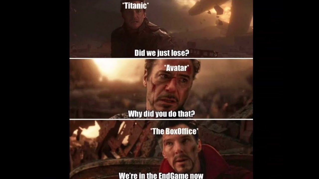 Avengers Endgame Memes Spoilers Obviously Youtube