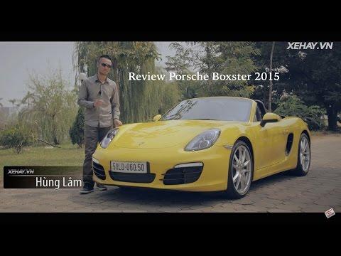 [XEHAY.VN] Đánh giá xe Porsche Boxster 2015  4k 
