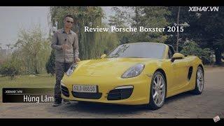 [XEHAY.VN] Đánh giá xe Porsche Boxster 2015 |4k|