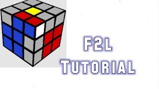 Cách giải Rubik 3x3 nâng cao ( F2L)