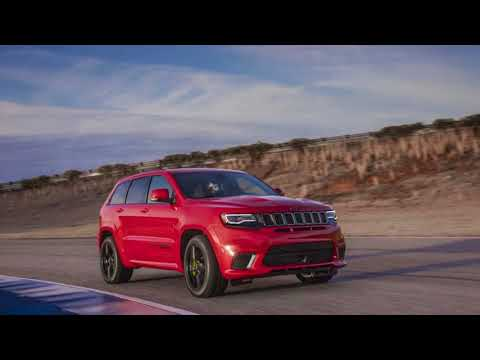 2018 Jeep Grand Cherokee Performance The Luxury Suv To A Full On Track Beast REVIEW