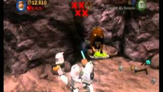 LEGO Star Wars III: The Clone Wars Part 12 - Asajj Ventress - Chapter 5 - Innocents Of Ryloth