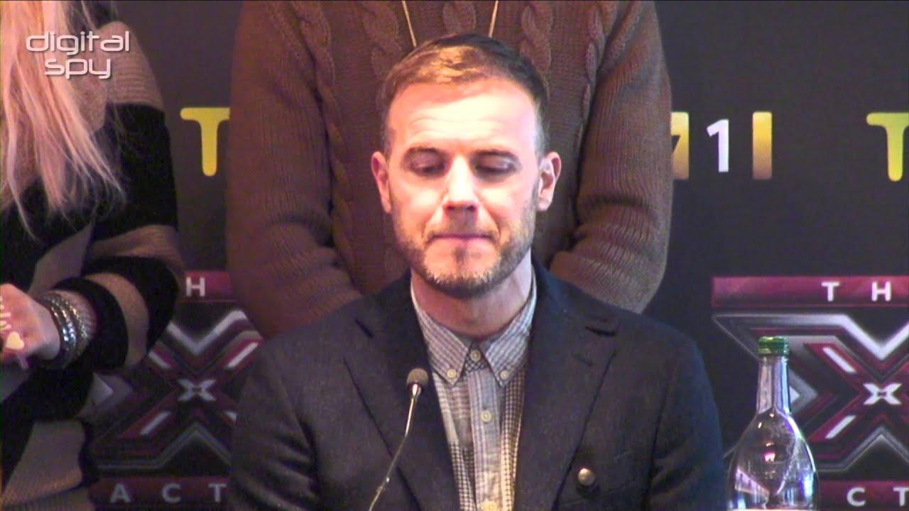 Gary Barlow not enjoying' the X Factor Gary Barlow not enjoying' the X Factor new foto