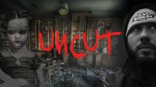 (UNCUT) HAUNTED RITUAL BOOK HOUSE