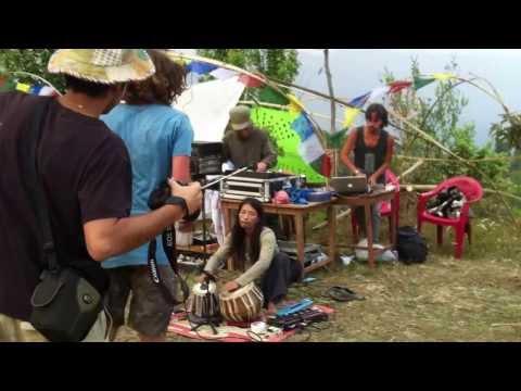 Joseph Cold @ The Eco Gathering Festival Nepal 2013