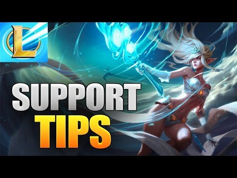 Tips On How To Improve Support Gameplay In League Of Legends Wild Rift