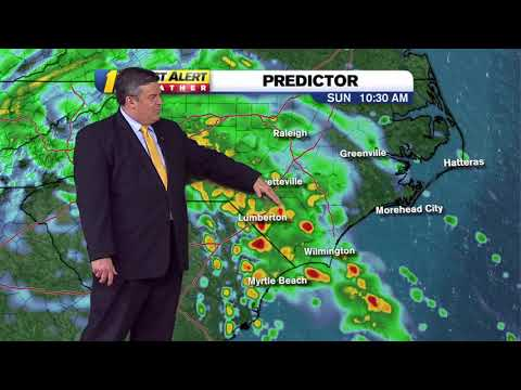 Tropical Depression Florence: The latest update with Big Weather