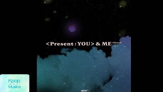 Got7 (갓세븐) ('repackage album'[present: you & me edition]) cd 1 audio track list: 1. miracle 2. take to 3. can't see (안 보여) 4. 1:31am (잘 지내야해) (jb (제이비...