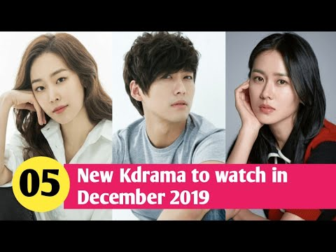 5 New Kdrama to watch in December 2019