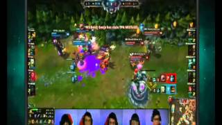 TOP GAME 2012 LoL -League of Legends(Trailer, gameplay, tournament, fun)