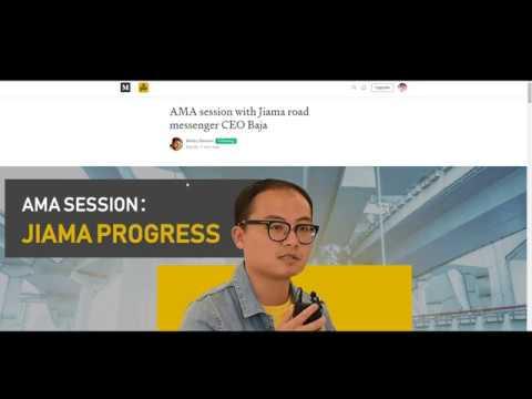 """Статья-интервью Goose Q: """"Интервью с CEO Jiama Road Messenger"""" ЧАСТЬ 1 (на русском)"""