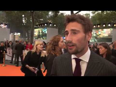 Kingsman The Golden Circle World Premiere Edward Holcroft