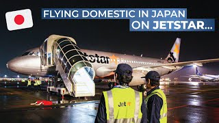 TRIPREPORT | JetStar Japan | Sapporo New Chitose - Tokyo Narita | Airbus A320 Sharklets