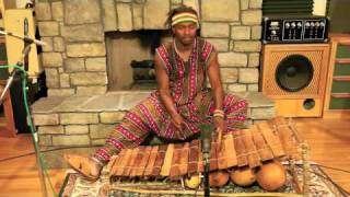 Dramane Kone - Balafon solo .... CRAZY African Magic!!