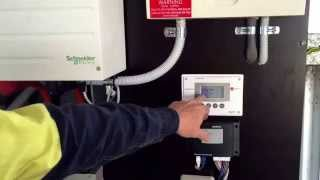 DC Coupled off grid solar system