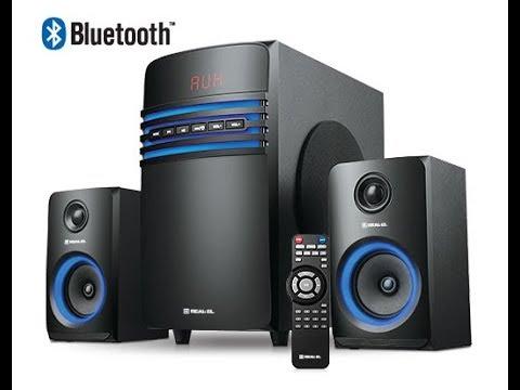 Акустична система Real-El M-550 Black
