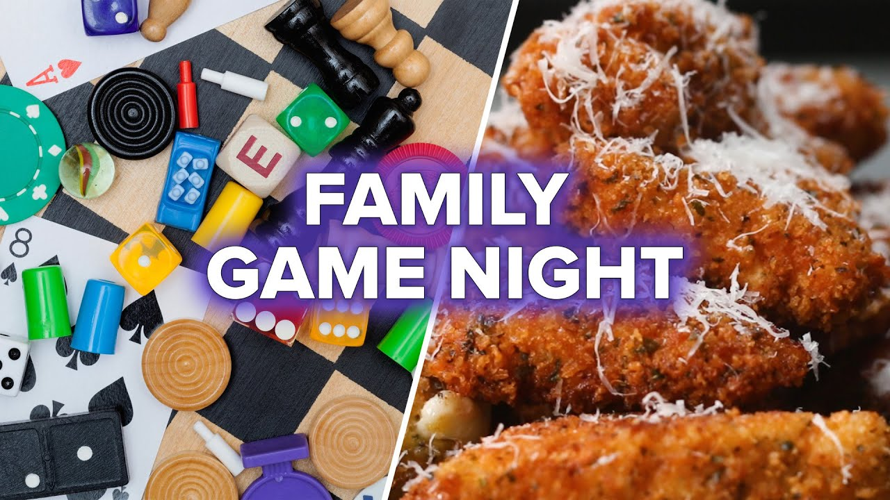 maxresdefault - Family Game Night Recipes