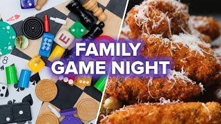 Family Game Night Recipes