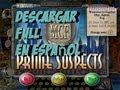 Descargar Mystery Case Files:Prime Suspects Full Completo en Español.- Tutorial