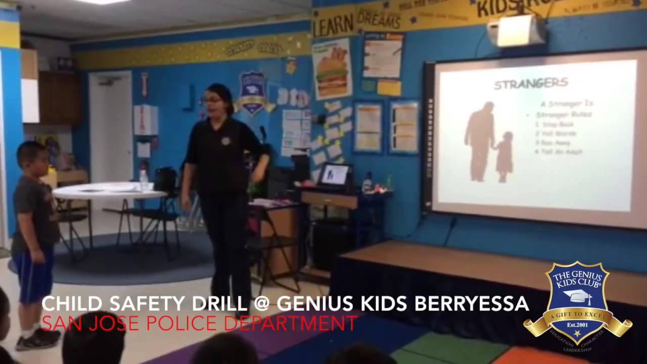 Genius Kids | Never 2 Little 2 Learn