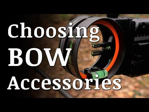 Bowhunting 101: Bow Accessories
