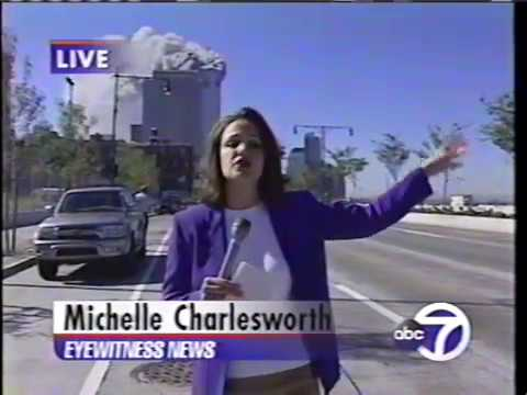 channel surfing 9.11.01 NYC newscasts 1 of 2