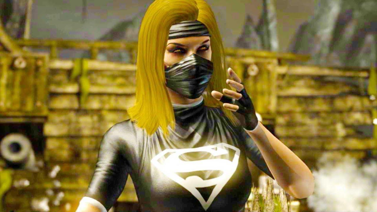 Mortal Kombat Xl All Klassic Fatalities On Dark Supergirl