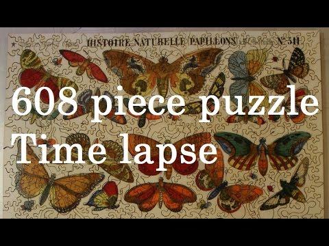 Liberty Wooden Jigsaw Puzzles