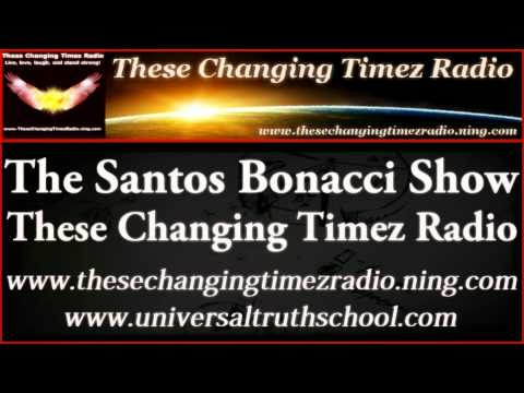 The Santos Bonacci Show - These Changing Timez Radio - March 22nd, 2012 - Legal Remedies