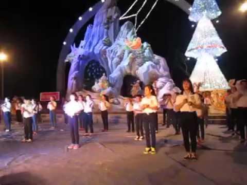 Vũ điệu Đưa Con Đi- Ơn Gọi Giáo Xứ Lập Thạch : Noel 2015