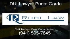 DUI Lawyer Punta Gorda